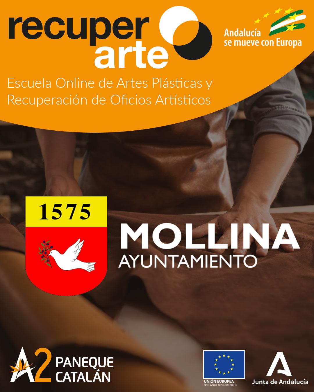 RecuperArte en Mollina