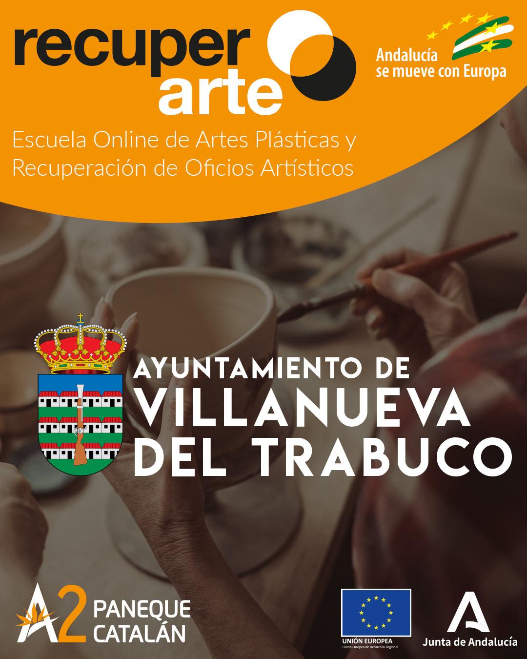 RecuperArte en Villanueva del Trabuco